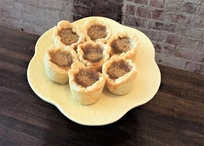 Maple Butter Tarts edit